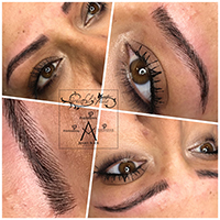 Pigmentierung Augenbrauen (Microblading, ShadowBrows, PowderBrows oder FusionBrows)